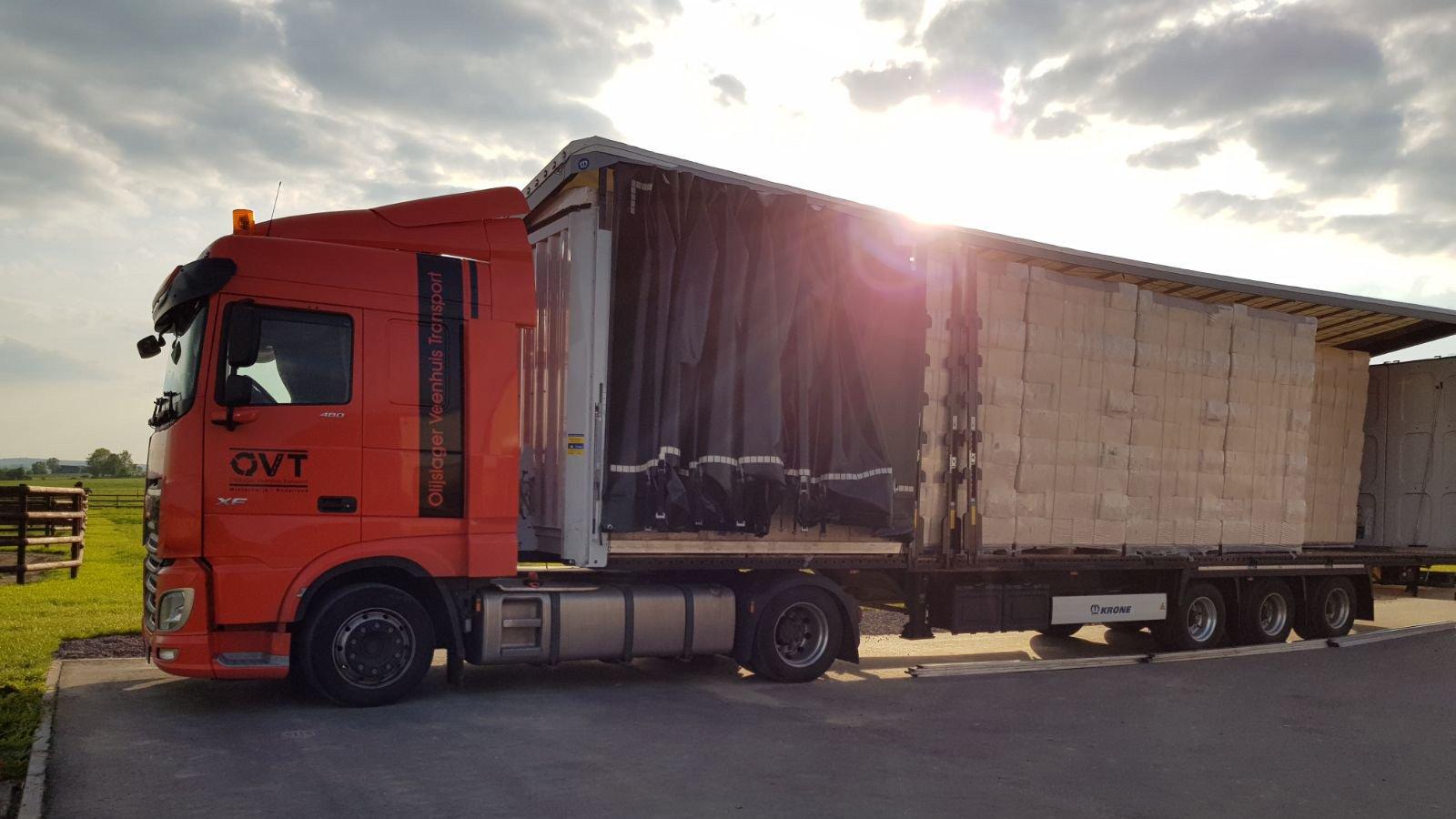 Volume transport